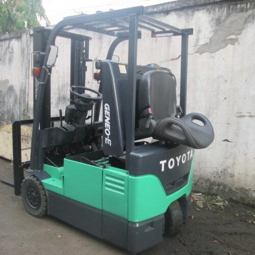 Xe nâng điện Toyota 1,5T - 3M