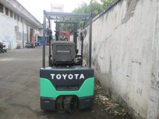 xe nâng điện Toyota 1,5T - 3M 7FBE15