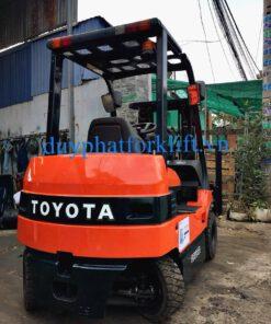 Xe nâng điện Toyota 2,5T - 3M