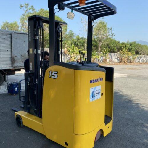 Xe nâng điện đứng lái Komatsu FB15RL-15