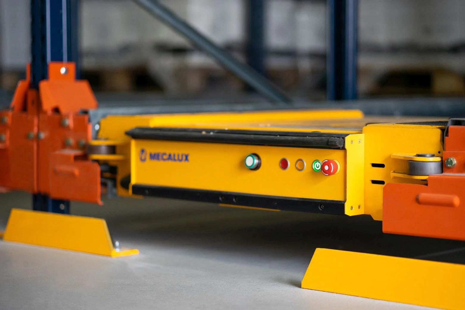 Dịch vụ thuê robot pallet shuttle của Duy Phát đem lại nhiều lợi ích cho doanh nghiệp của bạn