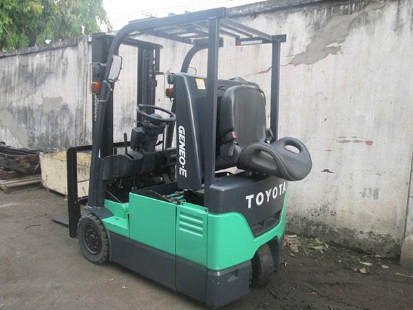 Duy Phát Forklift - Chuyên cho thuê xe nâng Bình Dương