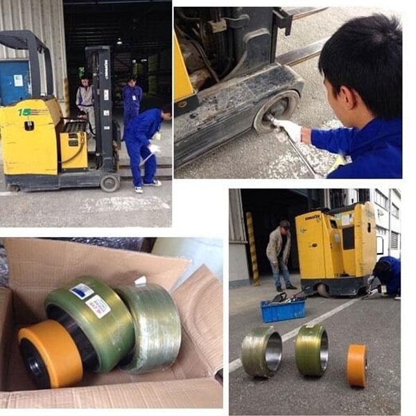 Dịch vụ sửa chữa xe nâng hàng chất lượng