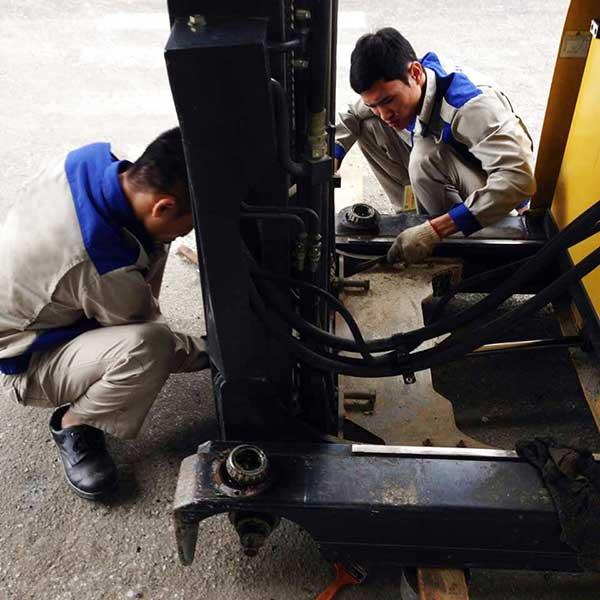 Duyphatforklif.vn - Đối tác cung cấp dịch vụ sửa chữa xe nâng tại Bắc Ninh đáng tin cậy