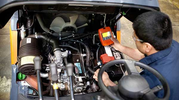 Đối tác sửa chữa xe nâng tại Đồng Nai giá rẻ