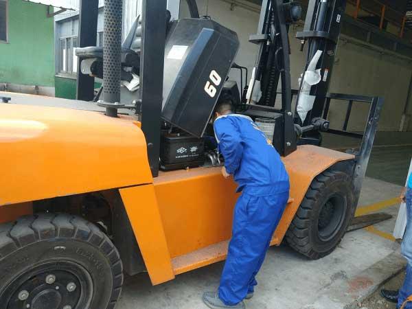 Duy Phát Forklift - Chuyên nhận sửa chữa xe nâng tại Đồng Nai