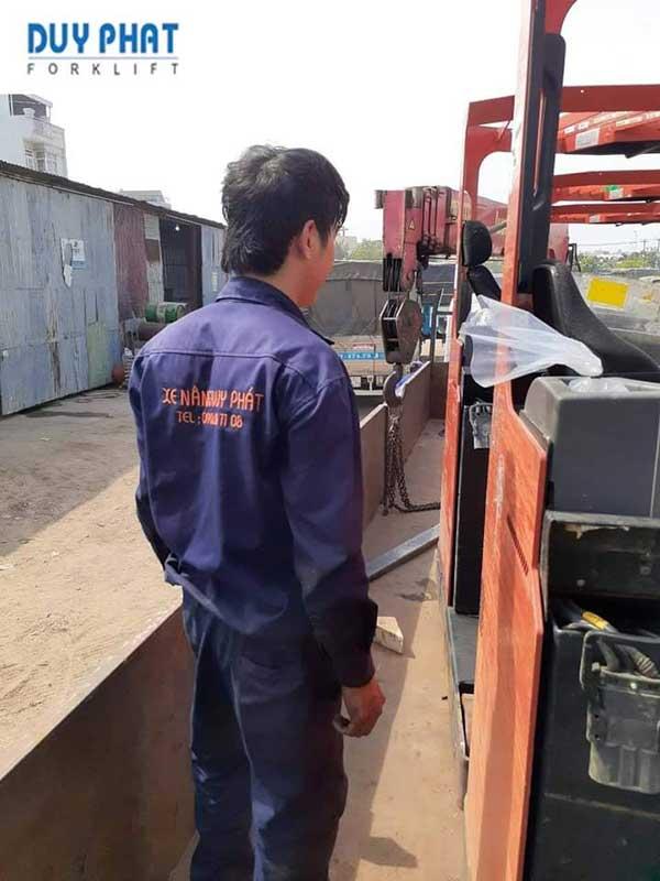 Dịch vụ sửa chữa xe nâng tại TPHCM