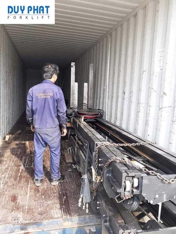 Dịch vụ sửa chữa xe nâng tại TPHCM giá rẻ