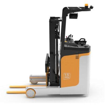 Xe nâng điện đứng lái reachtruck 1.5T FRA15 giải pháp tầm cao