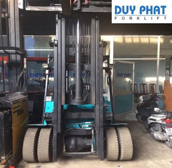 Báo giá xe nâng điện đứng lái Sumitomo: Liên hệ