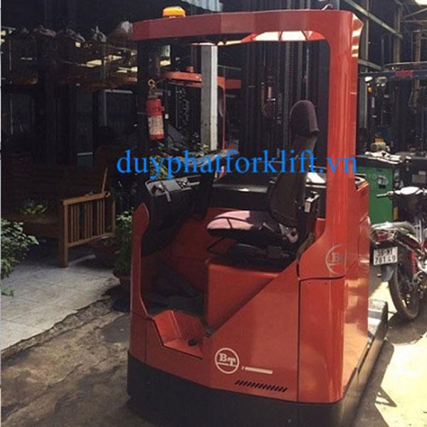 Xe Nâng Điện BT 1.4 tấn, nâng cao 6.3 mét, ngồi lái