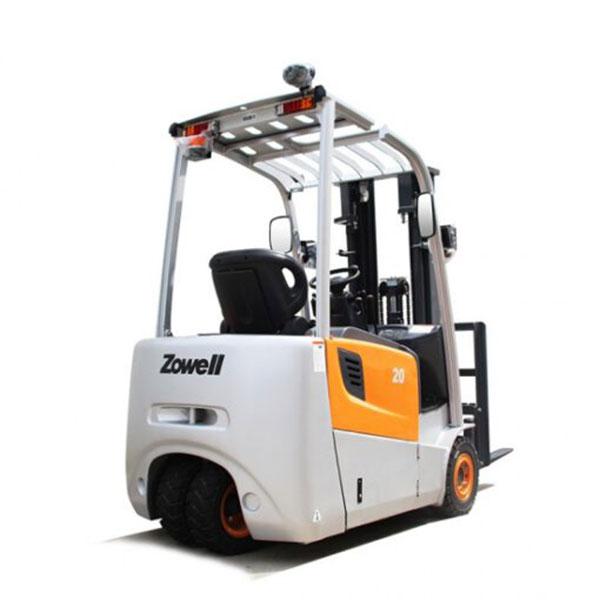 Xe nâng điện tự động Zowell ngồi lái