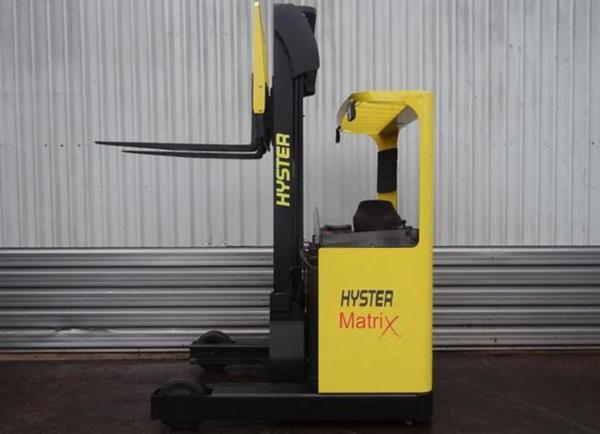 Xe nâng điện Hyster chất lượng